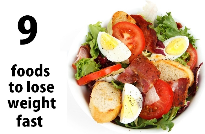 A Healthy Diet to Lose Weight Fast