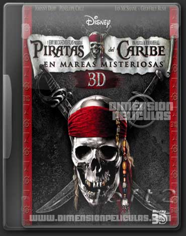 Piratas del Caribe 4 (BRRip 3D FULL HD Inglés Subtitulada)