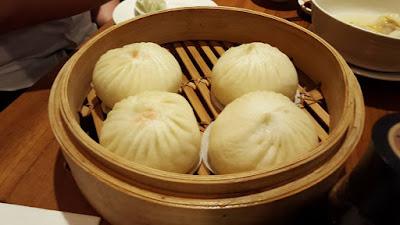 Din Tai Fung Pork Buns Taiwan