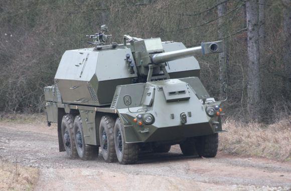 SpGH ZUZANA 155mm