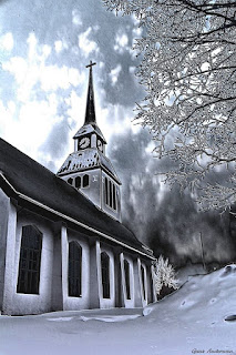 gunadesign guna andersone church  in Finland