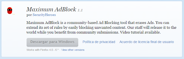 Maximum AdBlock