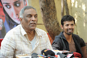 Prathighatana movie press meet photos-thumbnail-4