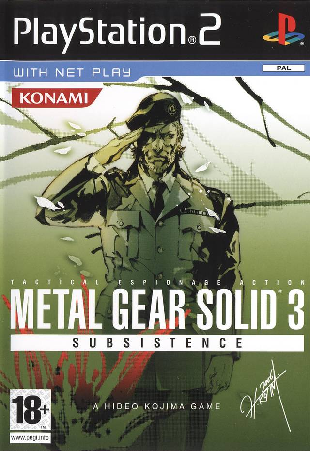 Metal Gear Solid 3: Subsistence Xbox Ps3 Ps4 Pc jtag rgh dvd iso Xbox360 Wii Nintendo Mac Linux