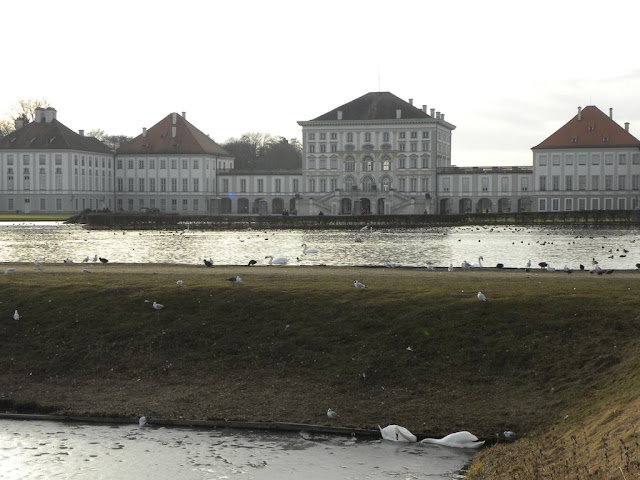 Nymphenburg Palace Munich