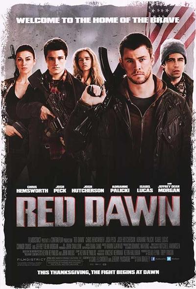 Red Dawn DVDRip Subtitulos Español Latino