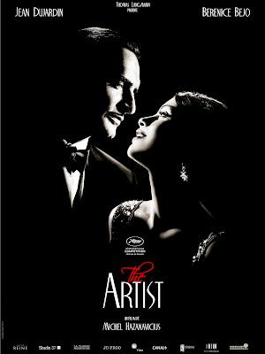 Oscar Awards 2012 Nominee The Artist HD Poster