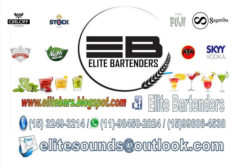 De pequenas até mega-festas,a Elite bartenders com certeza faz o bar ser o ponto alto do seu evento