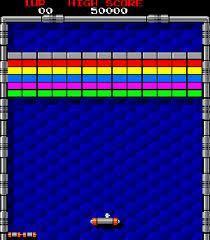 descargar videojuego portable Arkanoid