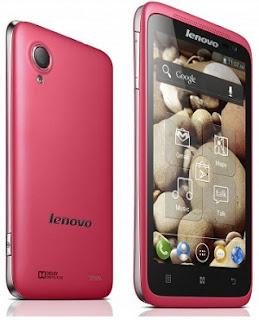 Harga dan Spesifikasi HP Lenovo S720