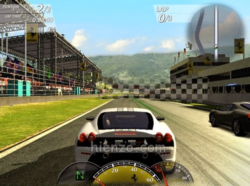 Ferrari Virtual Race (1)