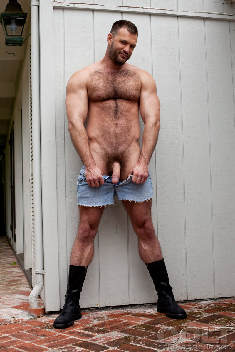ay hardcore porn star muscle bear hairy huge pecs bottom hairy ass jockstrap Colt studio group Gruff Stuff Brenden Cage fucking sucking masculine 10 N2n jockstrap gay porn gays gay cumshots swallow stud hunk