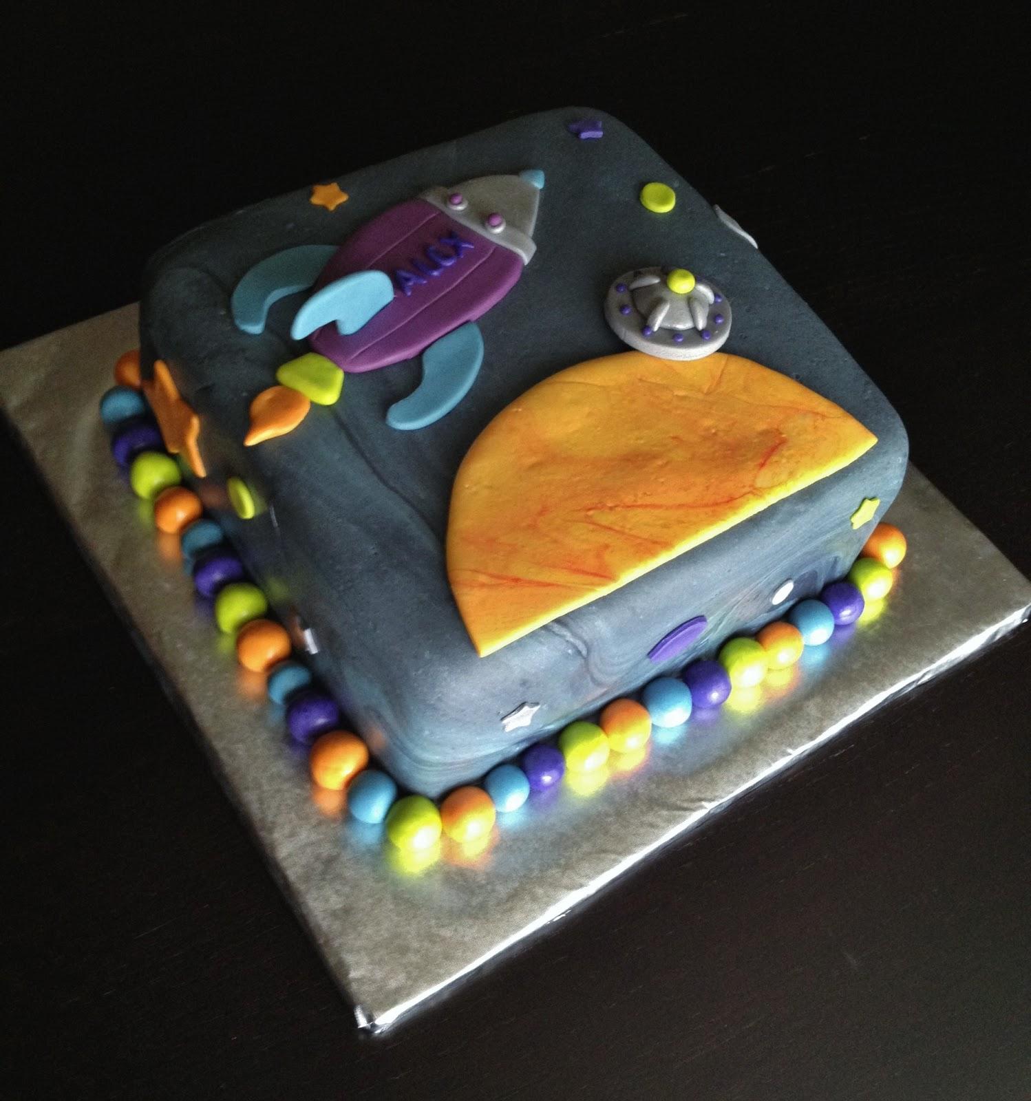 Custom Cakes By Julie Space Cake Ii