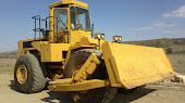 BULLDOZER CATERPILLAR 824C