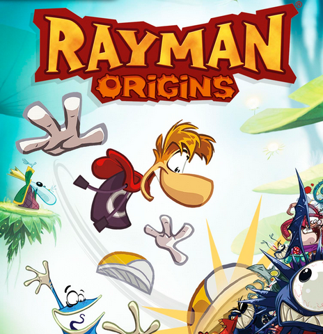 Download Games Rayman Origins For PC