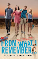 book cover of From What I Remember by Stacy Kramer and Valerie Thomas