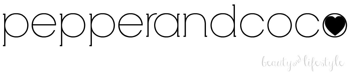 pepperandcoco.com - beauty&lifestyle blog