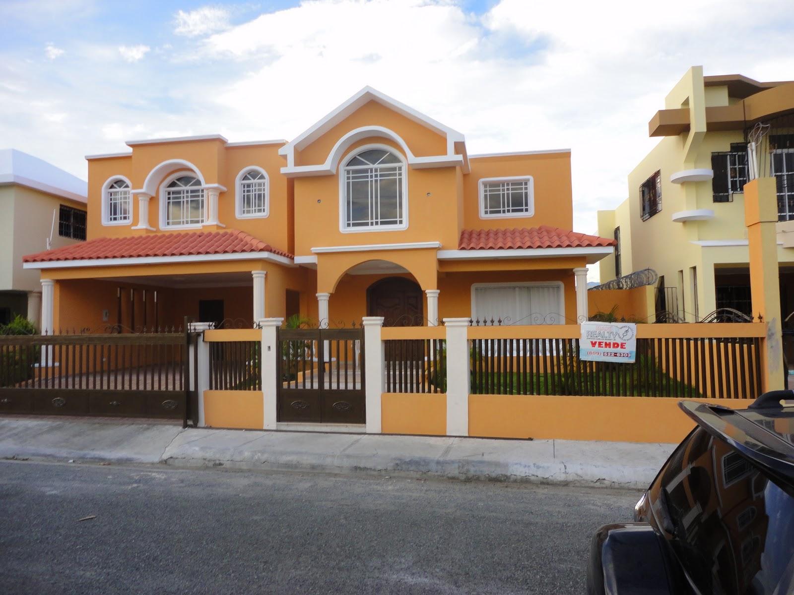 Inmobiliaria Banileja Hermosa Residencia En Bani Rep Dom