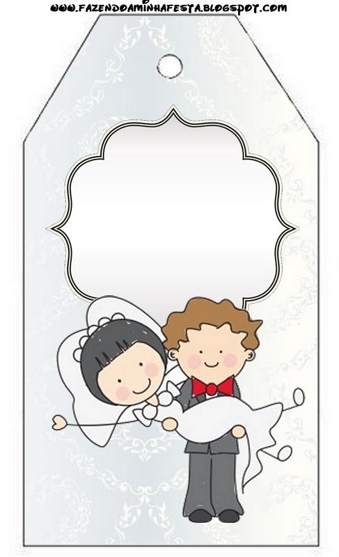 Etiquetas gratis para tus detalles de boda: etiquetas