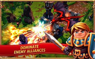 لعبة العائلة المالكة Royal Revolt 2 كاملة للاندرويد 02.jpg