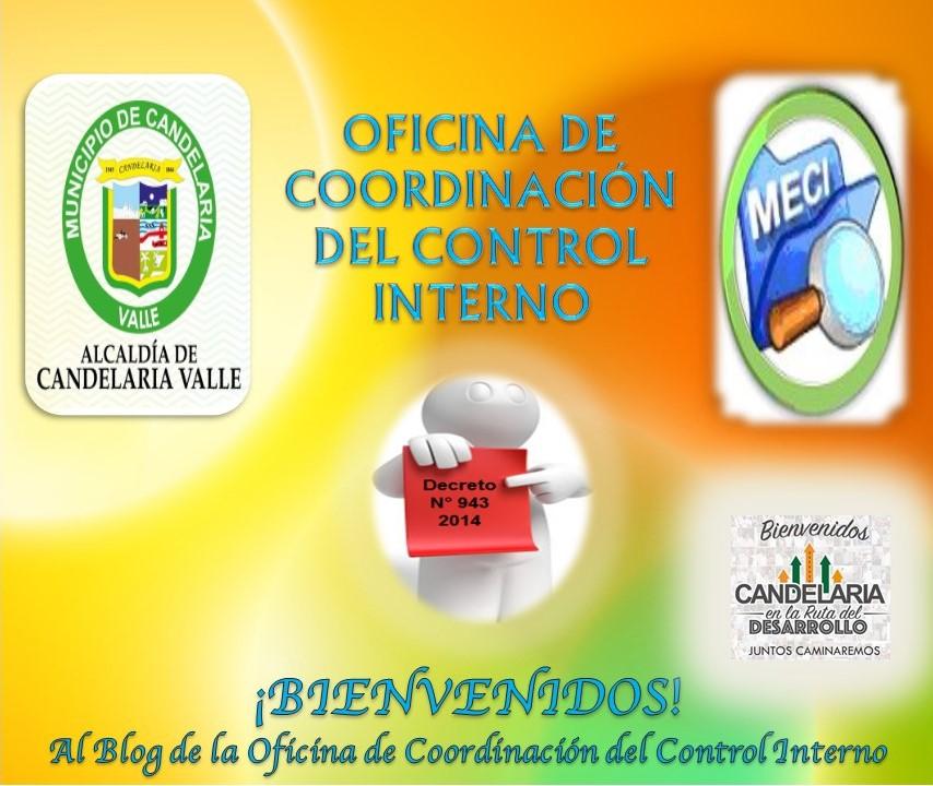OFICINA DE COORDINACIÓN DEL CONTROL INTERNO - CANDELARIA VALLE