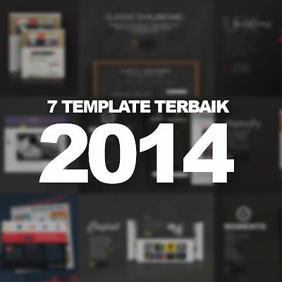 7 Template gratis terbaik 2014