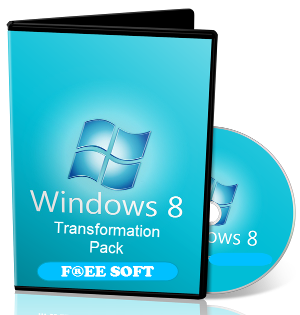 Windows 8 Transformation Pack 7.0 Chuyển đổi giao diện Windows XP/Vista/7 thành Windows 8