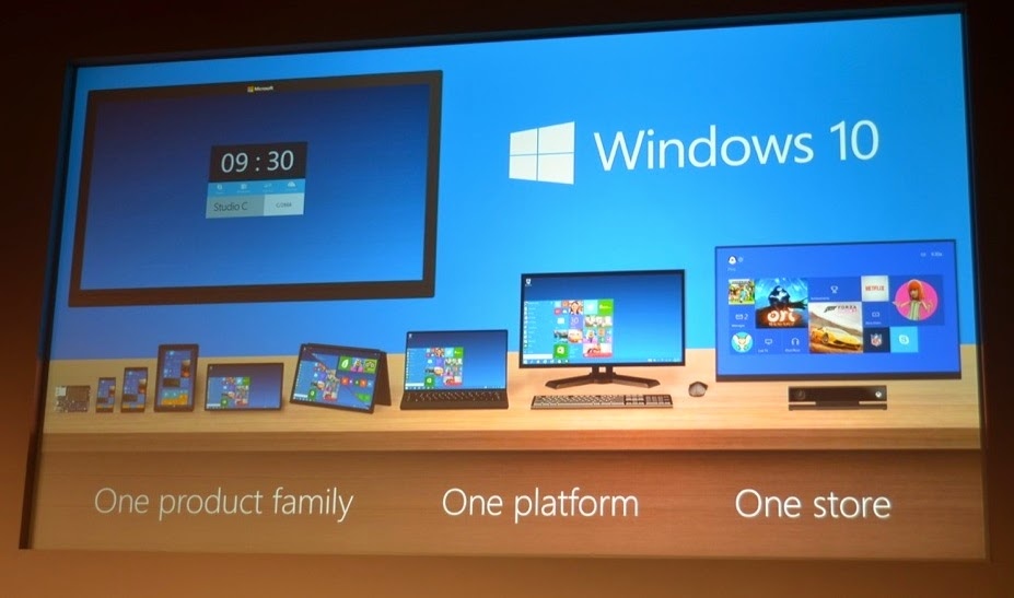 Download Windows 10 Preview From Microsoft