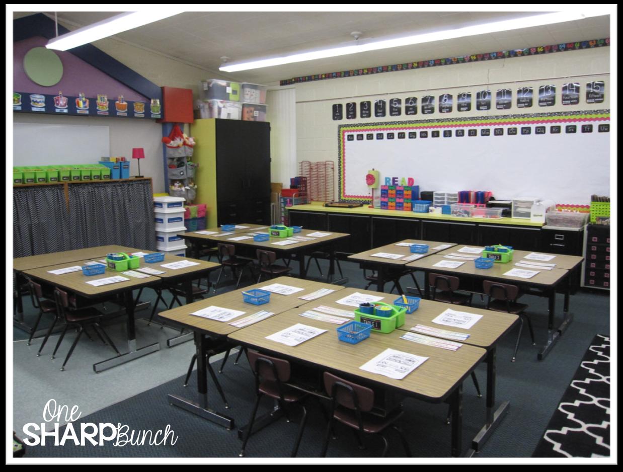 http://onesharpbunch.blogspot.com/2014/08/classroom-reveal-first-day-freebies.html