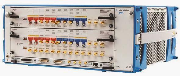 Equipo J-BERT M8020A para comprobar y verificar puertos USB 3.x
