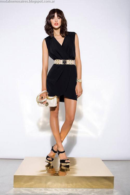 Vestidos cortos 2014 Naima