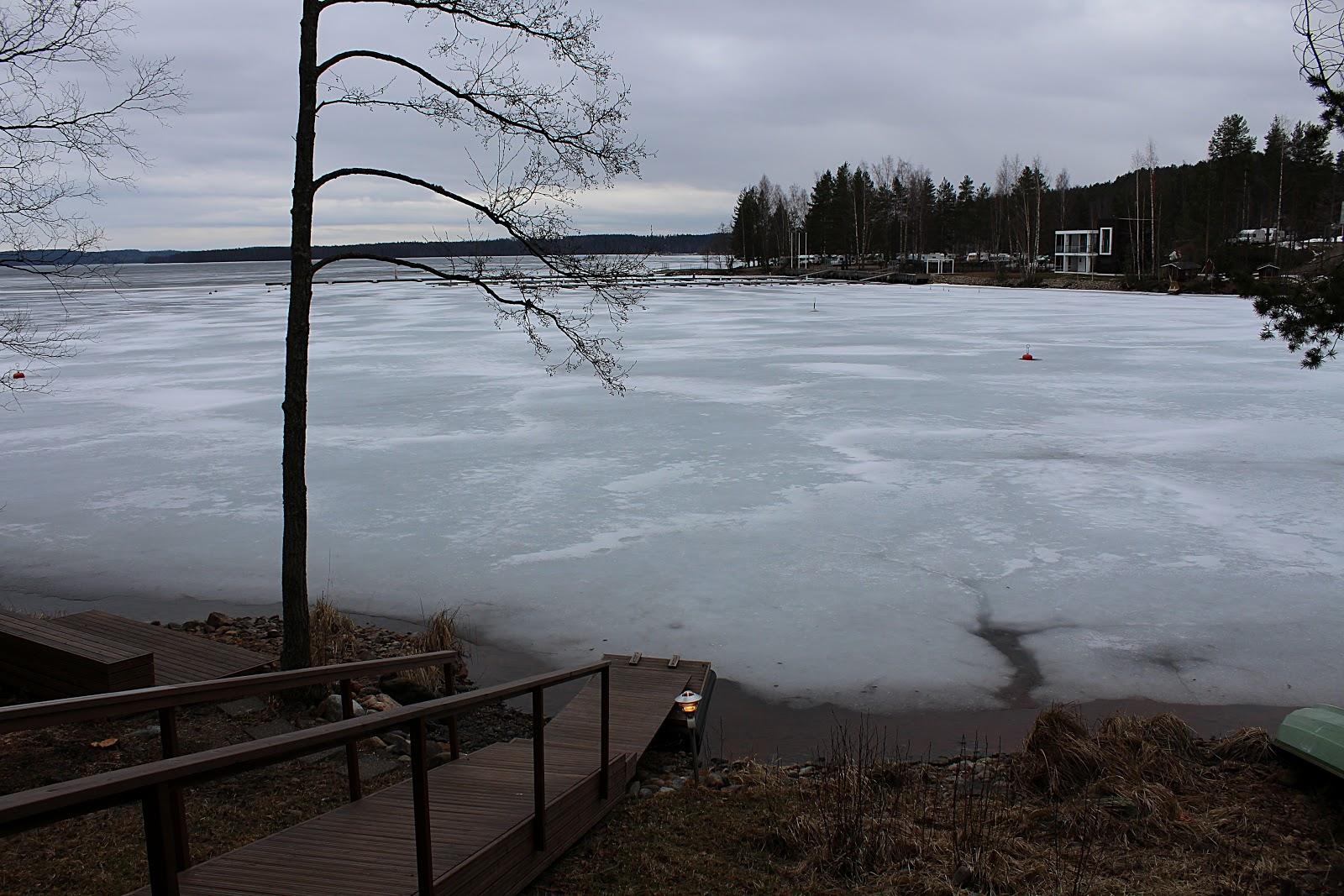 lake Paijanne, Padasjoki, Villa Paapuuri, Kiuasniemi Villas, lake, water, Finland, Finnish sauna