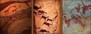 caveart1 - Pinturas milenarias como altamira en donde se describen sirenas