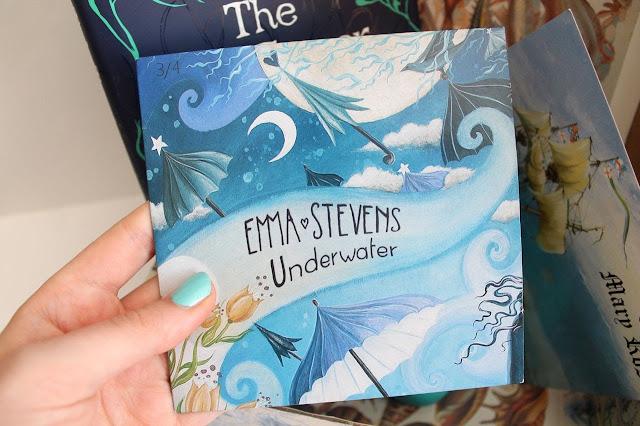 emma stevens - underwater ep
