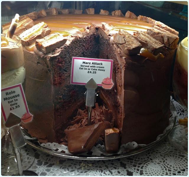 Applewood Farm, Astley - Desserts