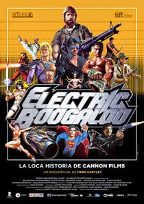 Electric Boogaloo: La Loca Historia de Cannon Films