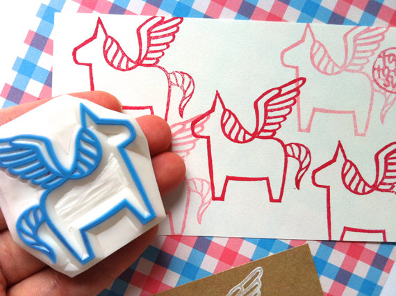 Como carvar sellos