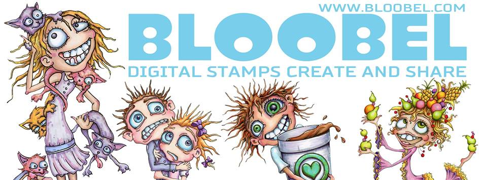 Blobbel Stamps - Digital Stamps