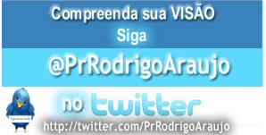 ::::: Siga o Pastor no twitter :::::