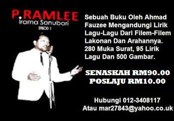 """""""P.RAMLEE IRAMA SANUBARI EPISOD 1"""""""