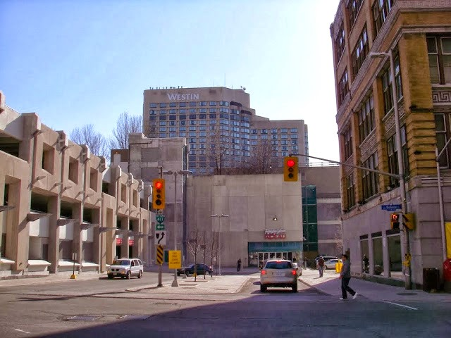 RIDEAU CENTRE HISTORY - Part 8: SKETCHES of RIDEAU | Urbsite