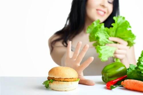 Tránh sai lầm thường gặp khi ăn kiêng