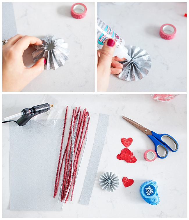 DIY Valentines, Jar Valentines, Valentine Candy Valentine Tutorial