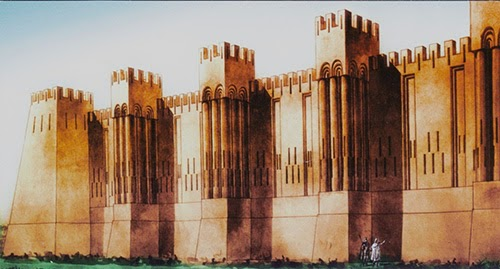 Murallas de Merv