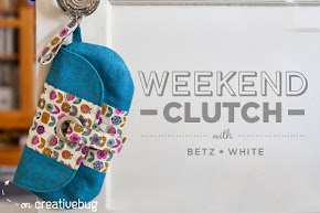 Weekend Clutch