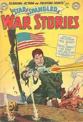 Star Spangled War Stories 17 cover