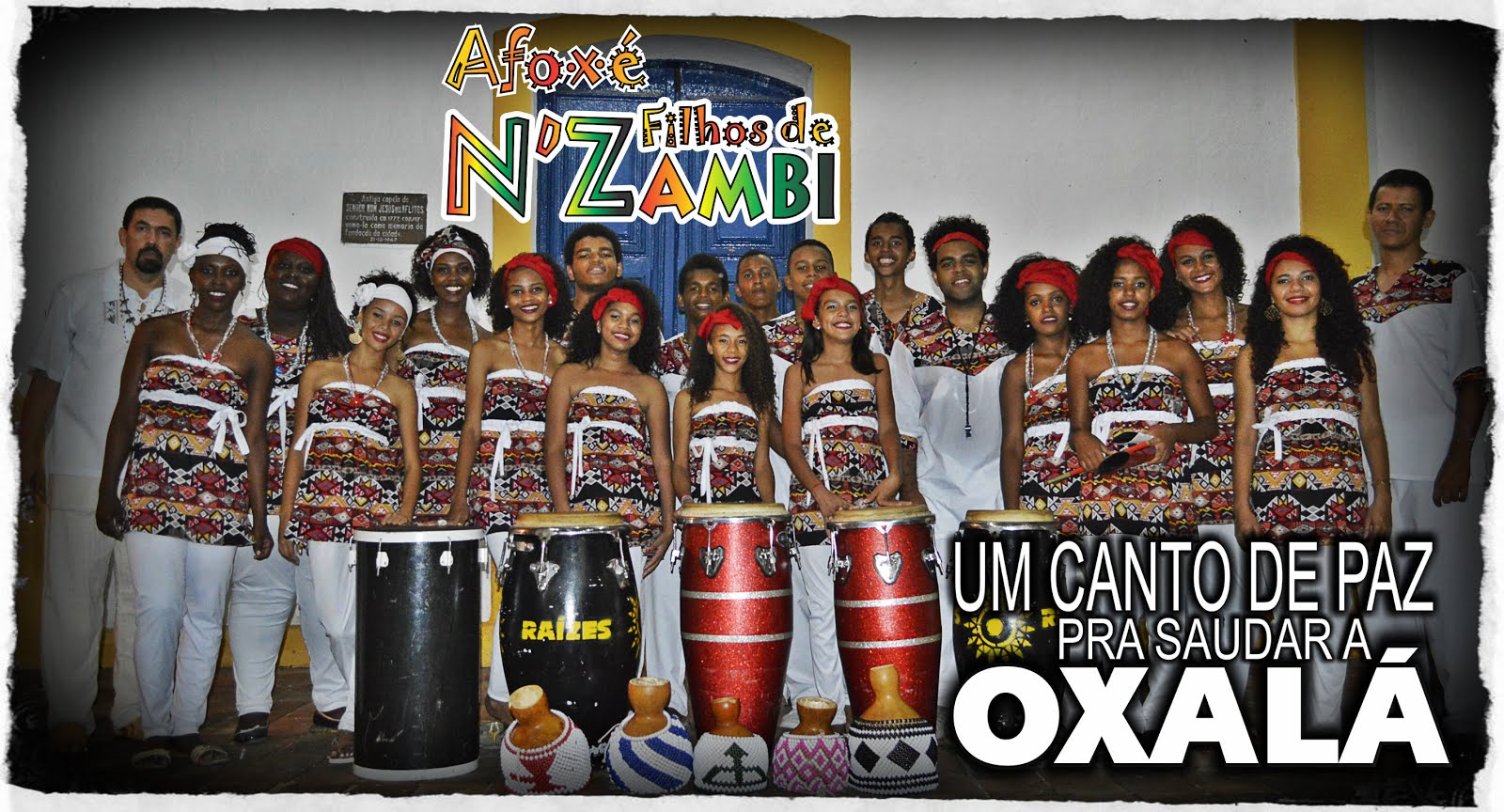 GRUPO CULTURAL AFOXÉ FILHOS DE N'ZAMBI