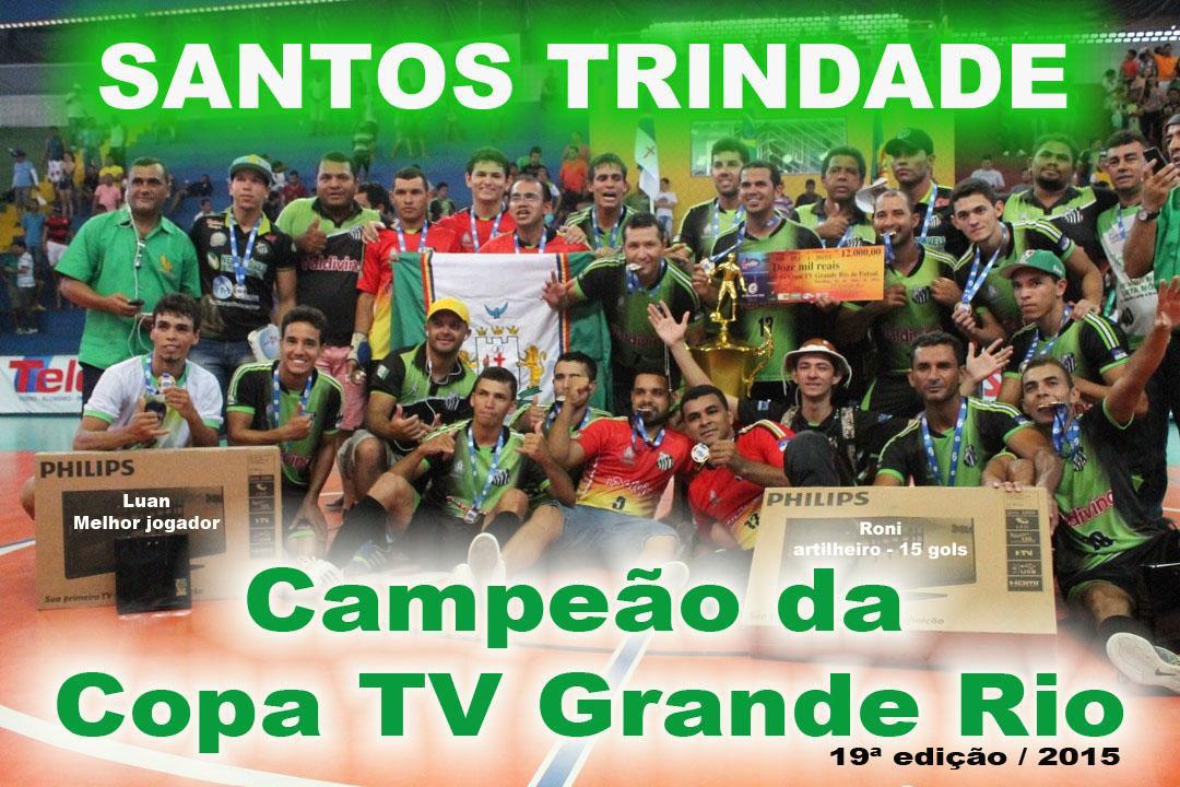 COPA TV GRANDE RIO DE FUTSAL