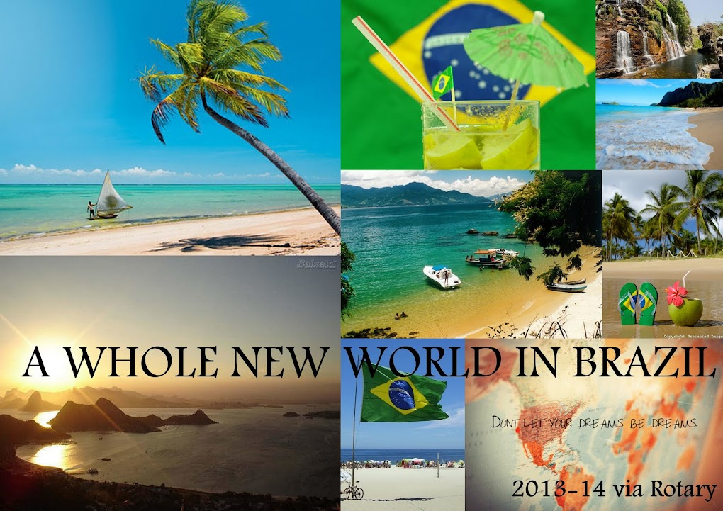 A Whole New World in Brazil