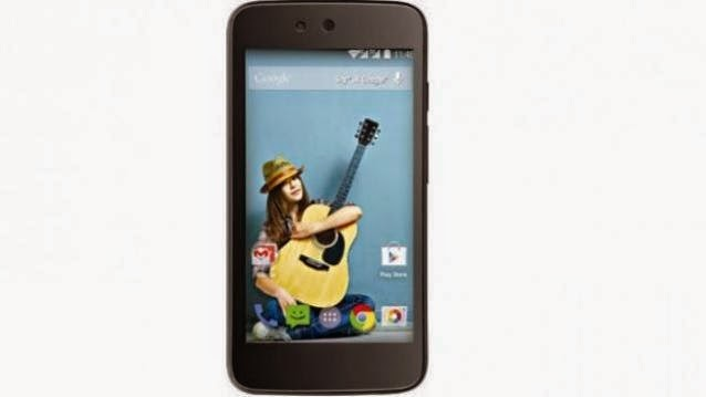Spice Android One Dream UNO Mi-498 Smartphone
